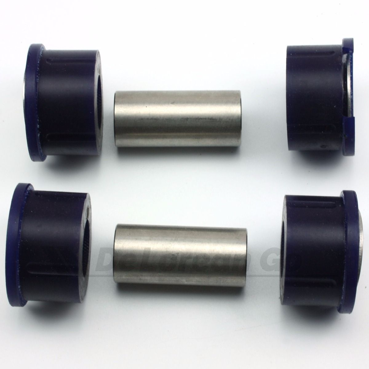 Polyurethane Suspension Bushings >> Polyurethane Front Lower Arm Suspension Bushing Pair Delorean