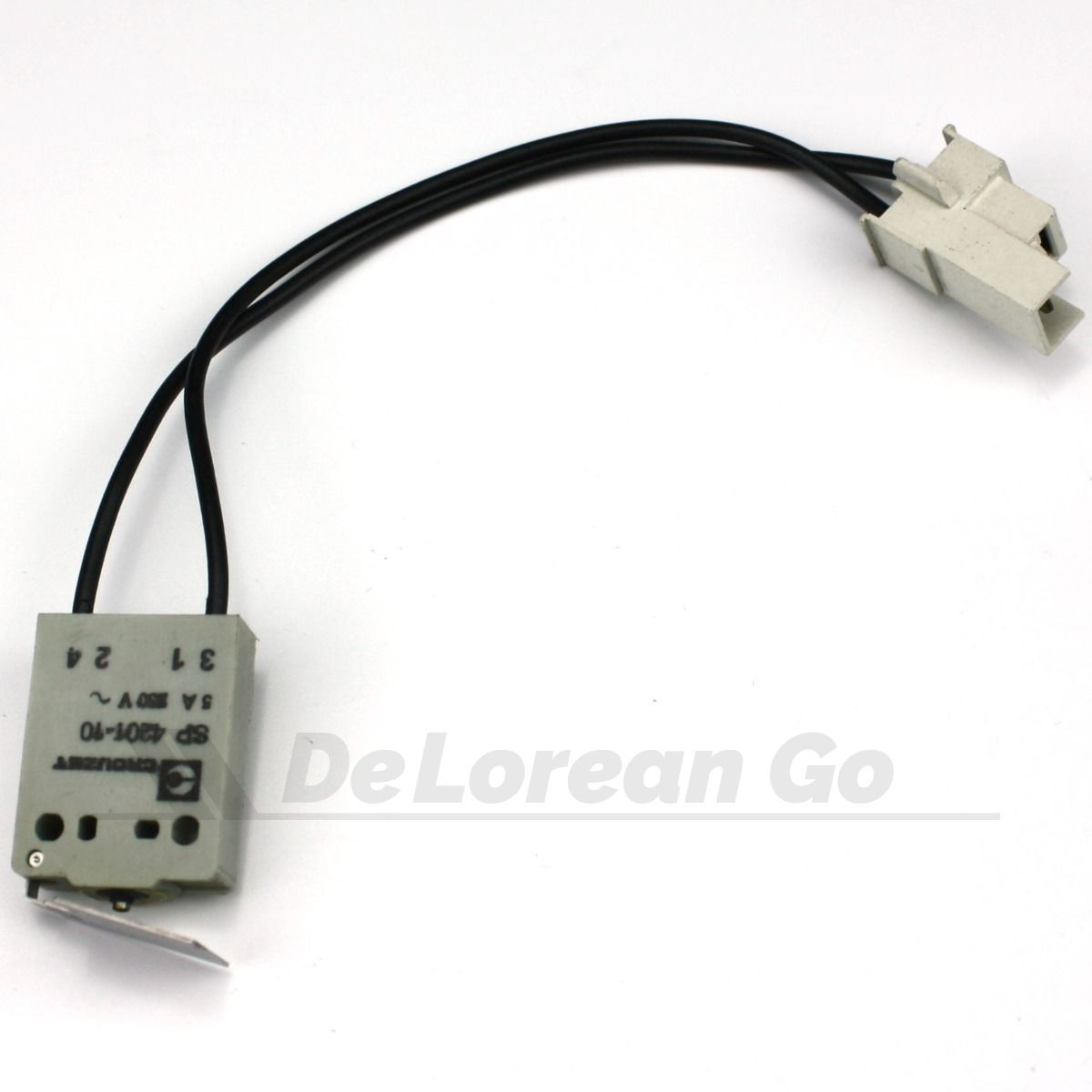 Full Throttle Switch Microswitch With Flap Delorean Parts Microswitchwiringjpg Australia