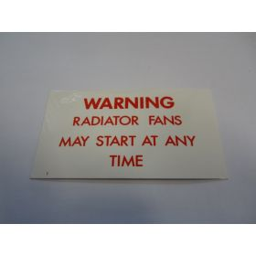 Label - Fans May Start