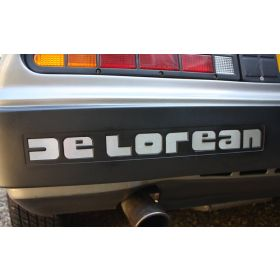 Stainless Steel Bumper Lettering / Letters