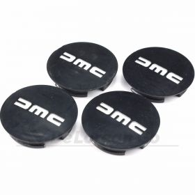 Wheel Caps KIT - black (PACK OF 4)
