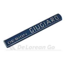 Design Giugiaro Badge
