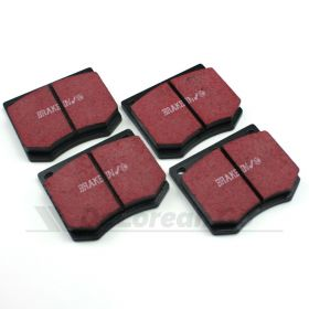 Front Brake Pads - EBC (complete set of 4)