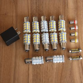Complete Exterior LED Bulb Kit (including Flasher)