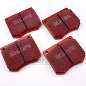Redstuff Front Brake Pads (complete set of 4)