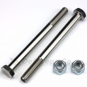 Inconel Trailing Arm Bolts - PAIR