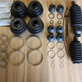 Complete Chassis Boot Kit
