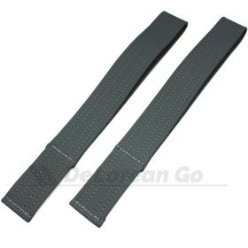 GREY Door Pull Strap (PAIR) late style door straps