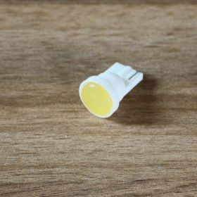 Door/Instrument Cluster LED bulb - Amber