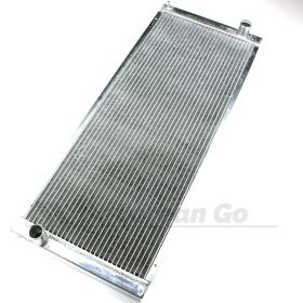 Aluminium 2 row Radiator