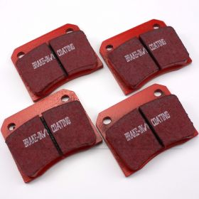 Redstuff Rear Brake Pads (complete set of 4)