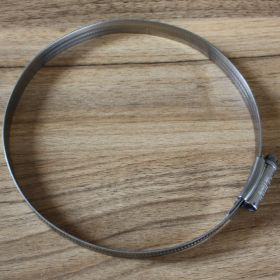 Stainless Hose Clamp (upper fuel pump boot)