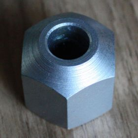 Speedo Angle Drive Adaptor Nut