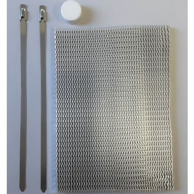 Aluminium Auto Cooler Heat Exchanger