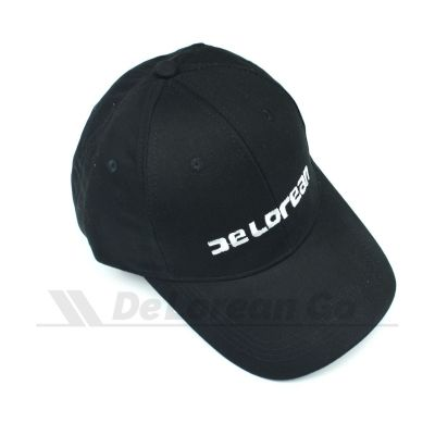 DeLorean Baseball Cap