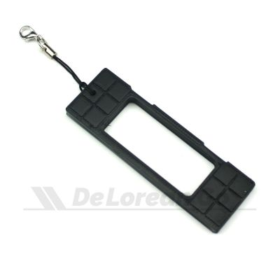 License Plate Bezel Key Chain