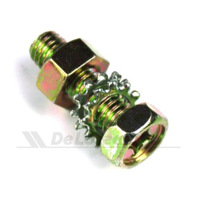 Radio Bracket Screw / Nut