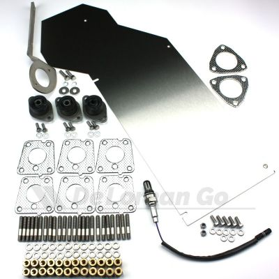 Stainless Exhaust Installation Kit
