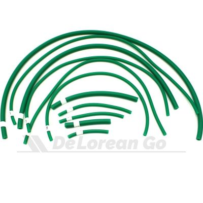 Silicone Vacuum Hose Kit (Green)