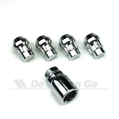 Locking Wheel Nuts Set of 4