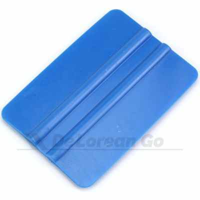 Plastic Squeegee / Scraper for stripe kits
