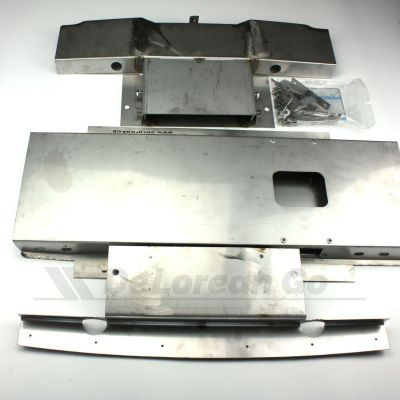Stainless Roof Box