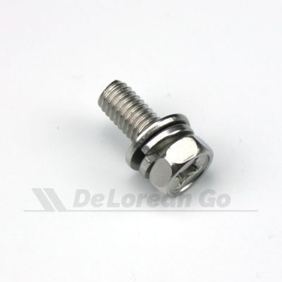 Stainless SEMS Screw