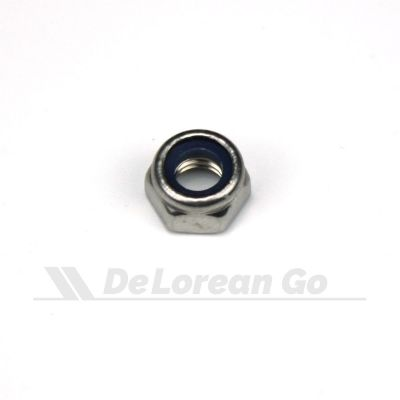 Stainless M6 Nyloc Nut