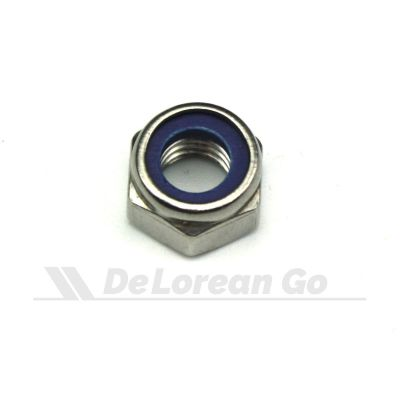 Stainless M8 Nyloc Nut