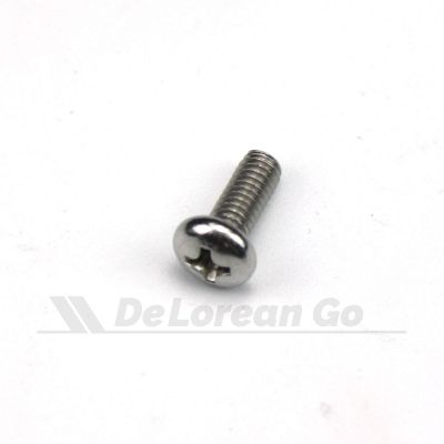 Stainless Rear Screen Finisher Screw