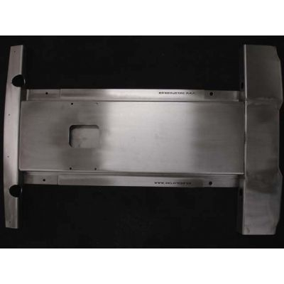 Stainless Roof Box (2-3 WEEK LEAD TIME)