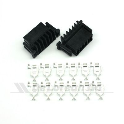 Tail light harness connectors (PAIR)