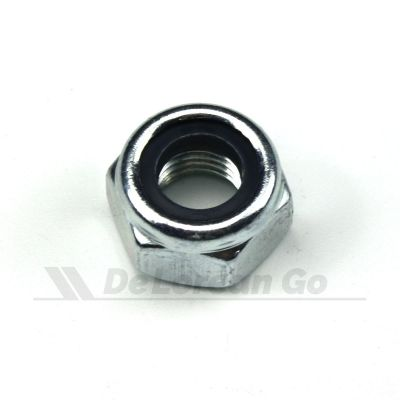 Nylok Nut for Aftermarket Tie Rod Ends