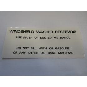 Label - WSW Reservoir
