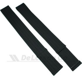 BLACK Door Pull Strap (PAIR) late style door straps