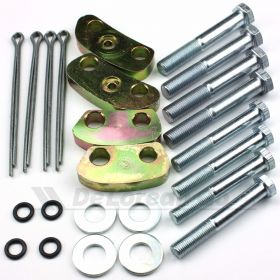 Front Caliper Spacer Kit for Vented Discs