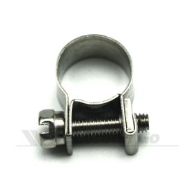 Stainless Fuel Hose Clamp