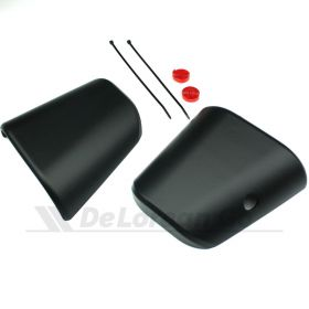 Side Air Intake Scoops (pair) - with Antenna Hole