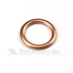 Copper Crushable Seal Washer