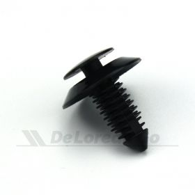 Fir Tree Trim Clip - Round Hole