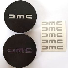DMC Wheel Cap Logo Repair Kit