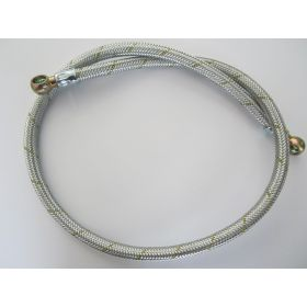 Stainless Braided Fuel Supply Line / Hose (DeLorean Europe)
