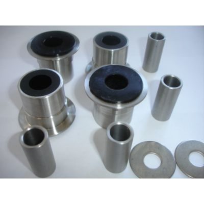 Polyurethane Upper Front Wishbone Control Arm Bushing PU - KIT