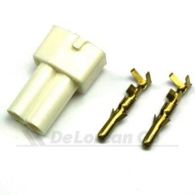 Fuel Pump Harness Connector - Male