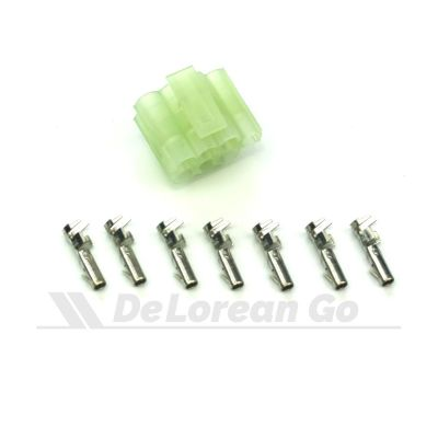 7 Pin Female Connector