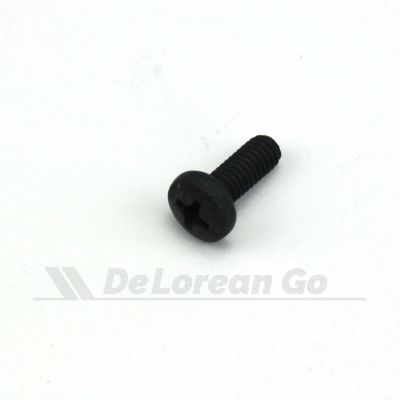 Black Stainless Steering Column Canopy Screw