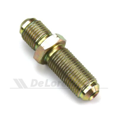 Brake Line Bulkhead Connector (brass)