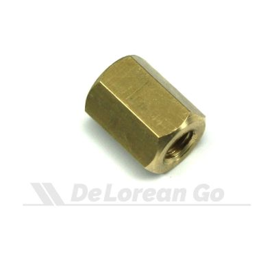 Brass Exhaust Manifold Nut M7