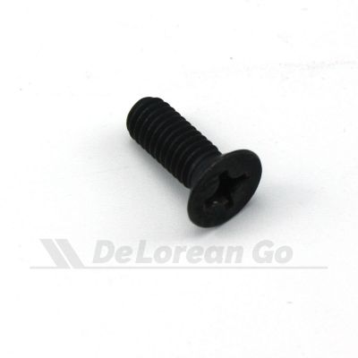 Black Stainless Countersunk Adapter Plate Screw