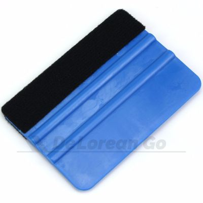 Felt Squeegee / Scraper for stripe kits